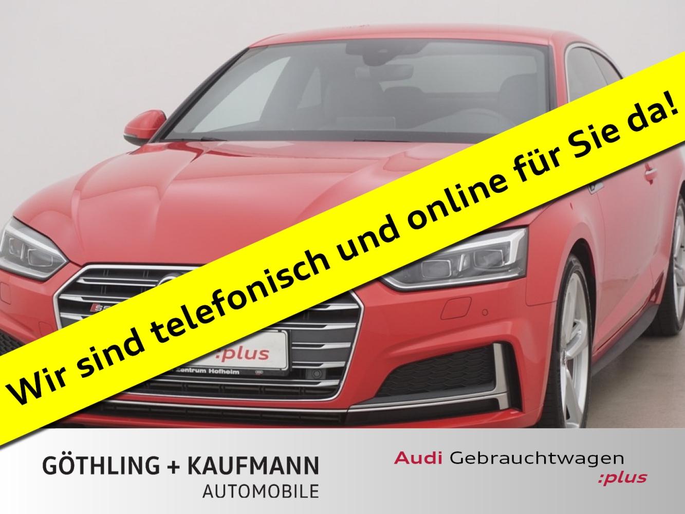 Audi S5 Coupé 3.0 TFSI qu tiptro. 260kW*Matrix*Virtua, Jahr 2017, Benzin