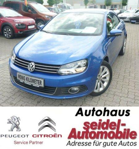 Volkswagen Eos 1.4 TSI BMT, Business, Variodach, Jahr 2014, Benzin