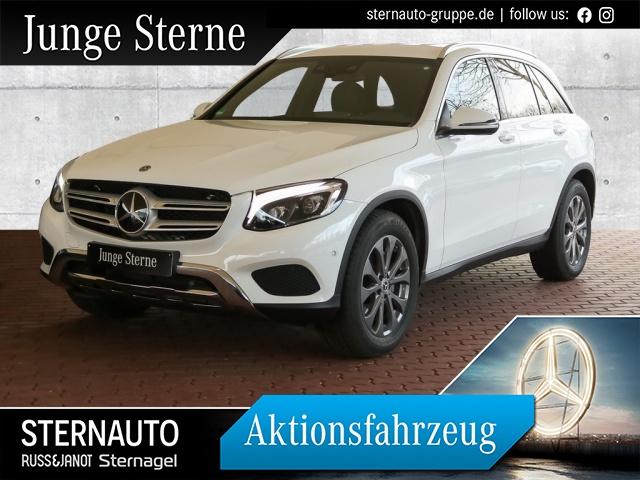 Mercedes-Benz GLC 350 d 4M 1.000EUR SOFORTBONUS KAUF BIS 15.4., Jahr 2017, Diesel