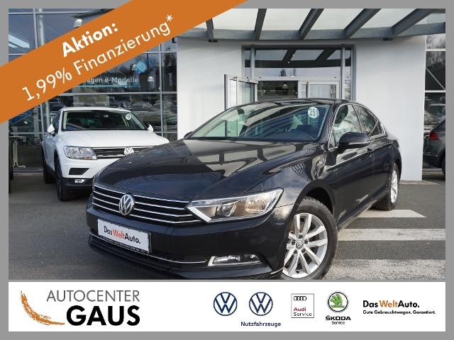 Volkswagen Passat Comfortline 1.5 TSI Navi ACC GRA Klima, Jahr 2018, Benzin