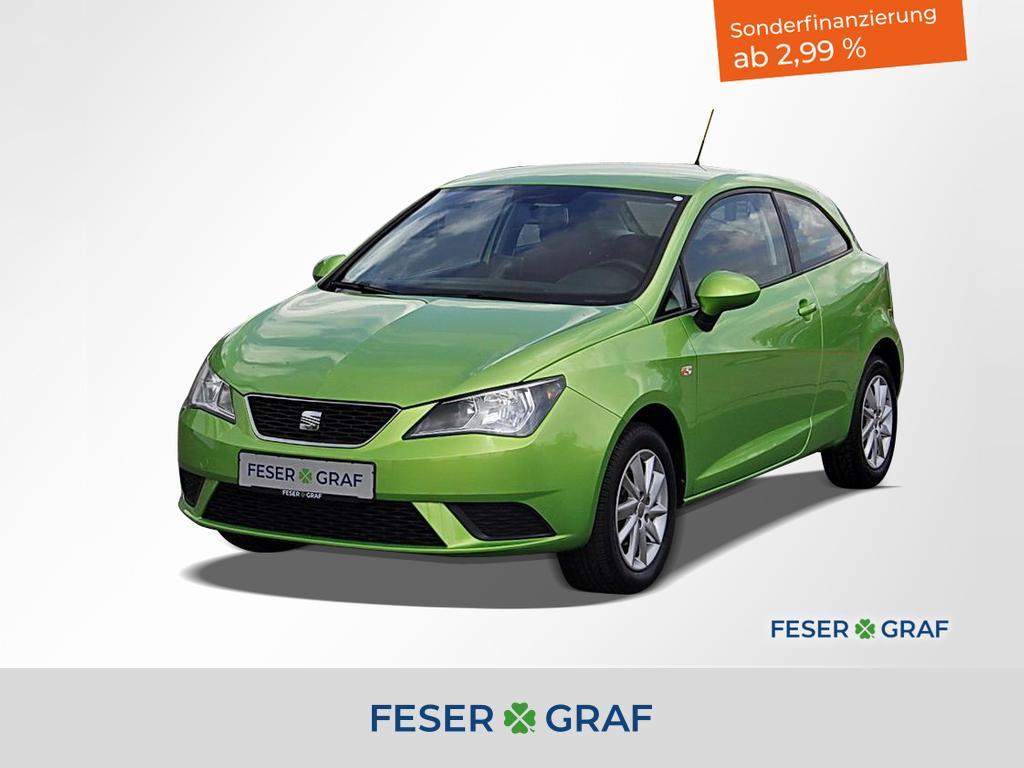 Seat Ibiza SC 1.2 TSI Reference ALLWETTER/CLIMA, Jahr 2013, Benzin