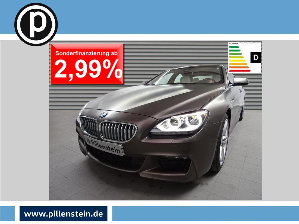BMW 650 Gran Coupé M SPORT EDITION EINZELSTÜCK+VOLL!, Jahr 2013, Benzin
