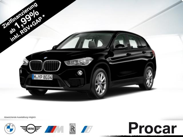 BMW X1 sDrive18d Advantage Klimaaut. Aut. Heckkl., Jahr 2017, Diesel