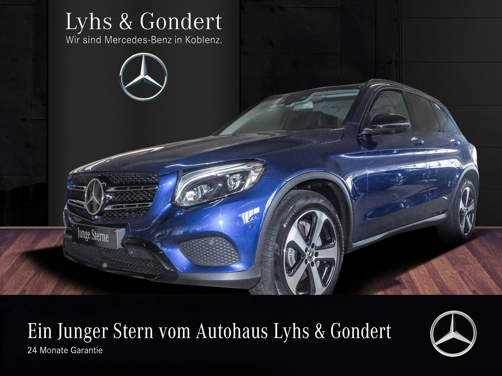 Mercedes-Benz GLC 350 d 4MATIC Exclusive Comand Distronic 360°, Jahr 2018, Diesel