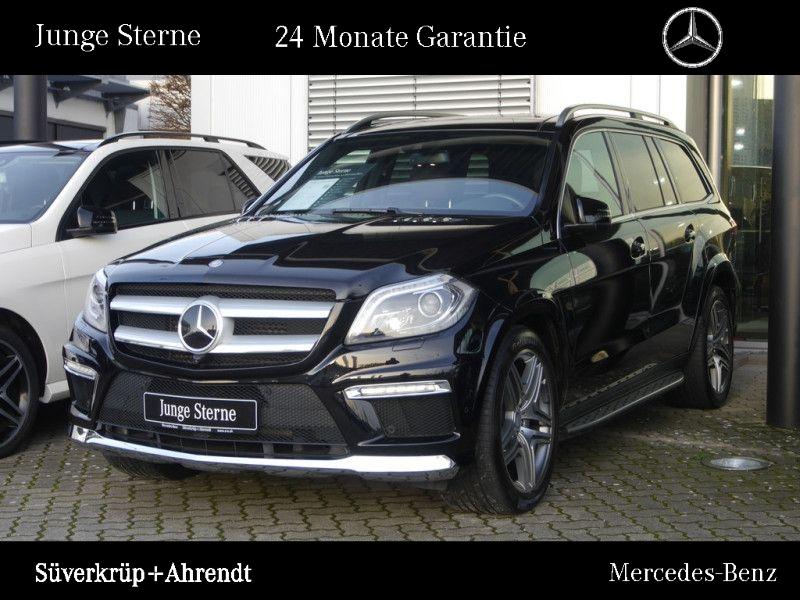 Mercedes-Benz GL 350 BT 4M AMG Sportpaket Distronic Airmatic, Jahr 2014, diesel