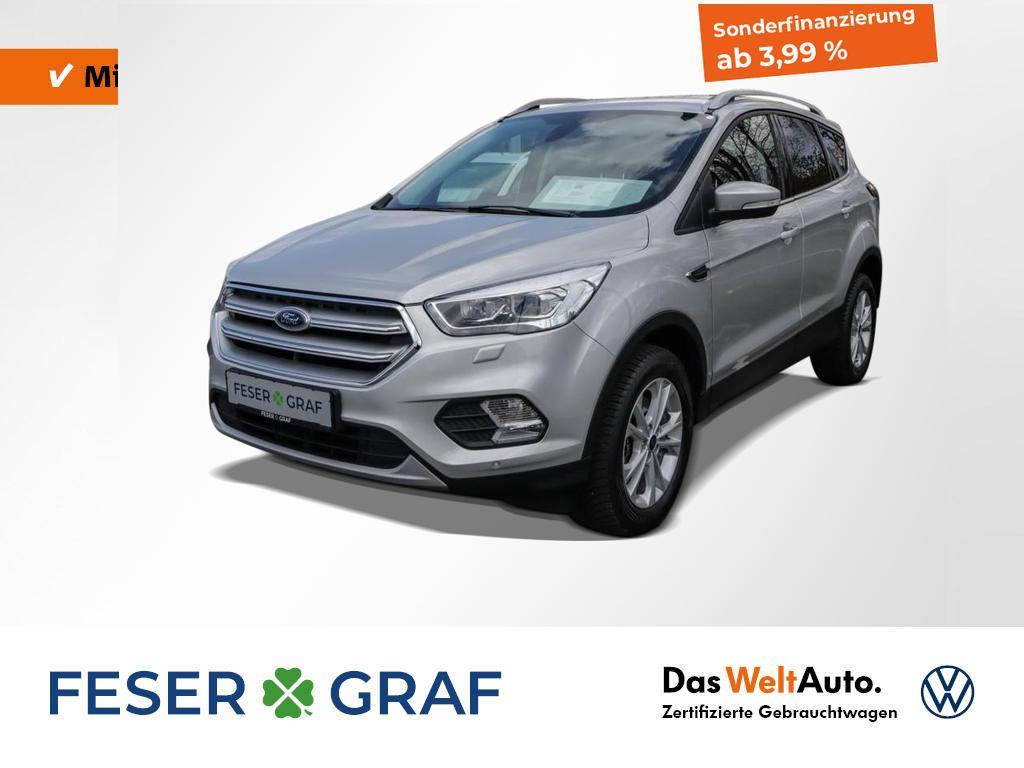 Ford Kuga 1.5 EcoBoost Titanium 4x4 Automatic AHK Xen, Jahr 2020, Benzin