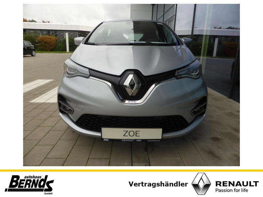Renault ZOE (mit MIETBATTERIE) Z.E. 50 EXPERIENCE NAV SHZ, Jahr 2020, Elektro