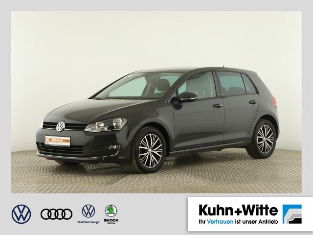 Volkswagen Golf VII 1.6 TDI Allstar *LM-Felgen*Sitzheizung*, Jahr 2016, Diesel