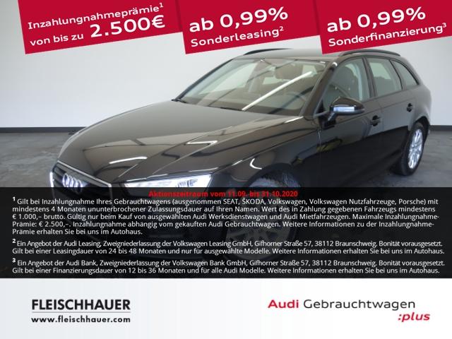 Audi A4 Avant 35 TDI S tronic Kamera Navi DAB, Jahr 2019, Diesel