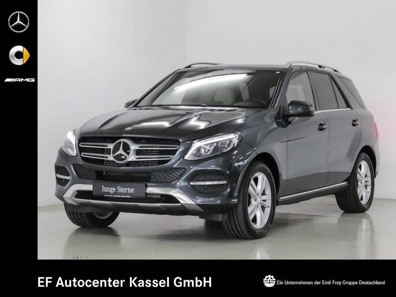 Mercedes-Benz GLE 350 d 4M+FahrAss+Airmatic+COMAND+ILS+EasyPack, Jahr 2015, diesel