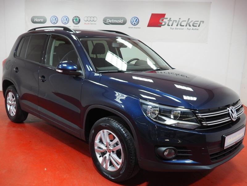 Volkswagen Tiguan 1.4 TSI 109,-ohne Anzahlung AHK, Jahr 2013, Benzin