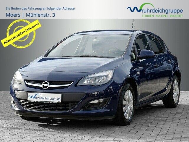 Opel Astra ZV+AUX-IN+Klima+Radio CD+Allwetter, Jahr 2013, Benzin