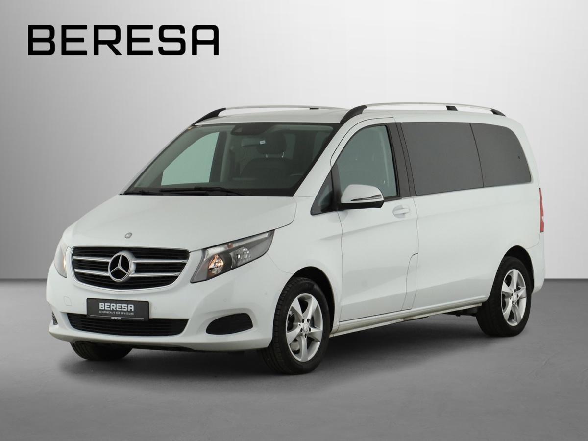 Mercedes-Benz V 220 Kompakt Edition Standhz. Spur-P Navi AHK S, Jahr 2016, Diesel