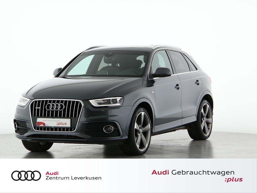 Audi Q3 2.0 quattro S line, Jahr 2014, Diesel
