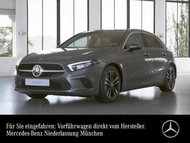 Mercedes-Benz A 200 PROGRESSIVE+LED+Kamera+Totw+7G, Jahr 2020, Benzin