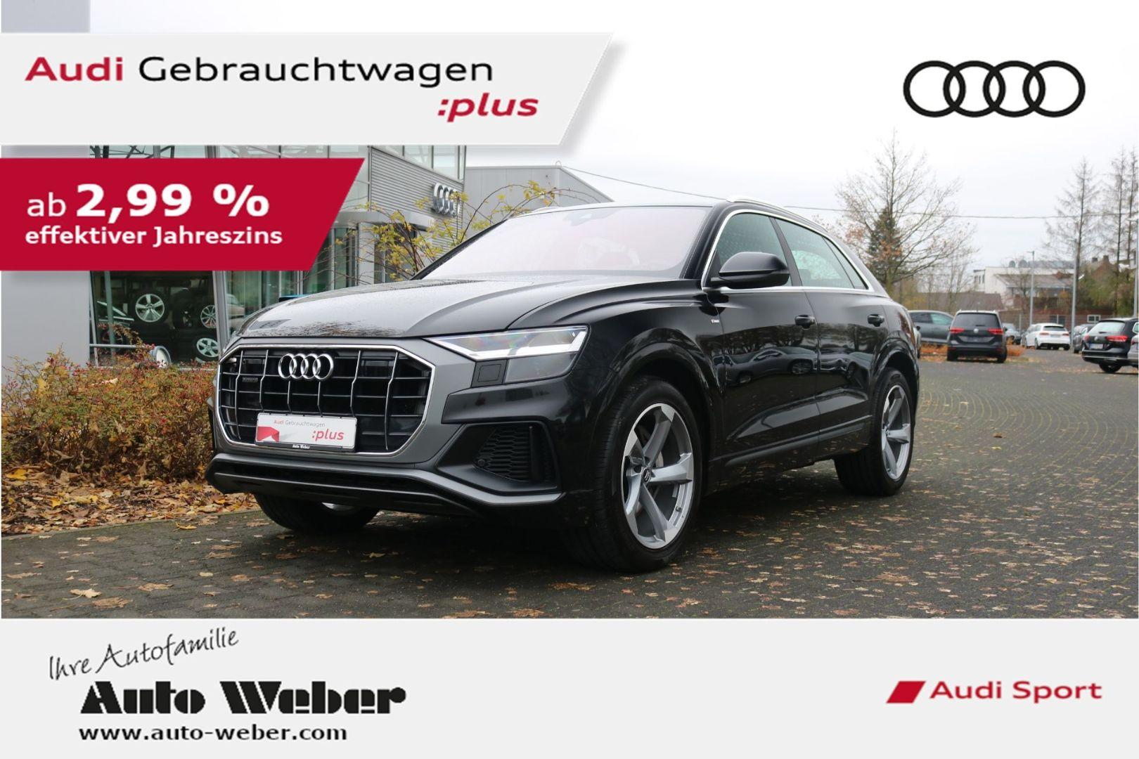Audi Q8 50 3.0TDI quattro tiptronic, Jahr 2018, Diesel