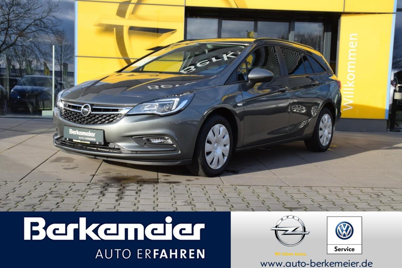 Opel Astra ST Business 1.4 Klimaautom/Sitzheiz/Parkpilot, Jahr 2018, Benzin