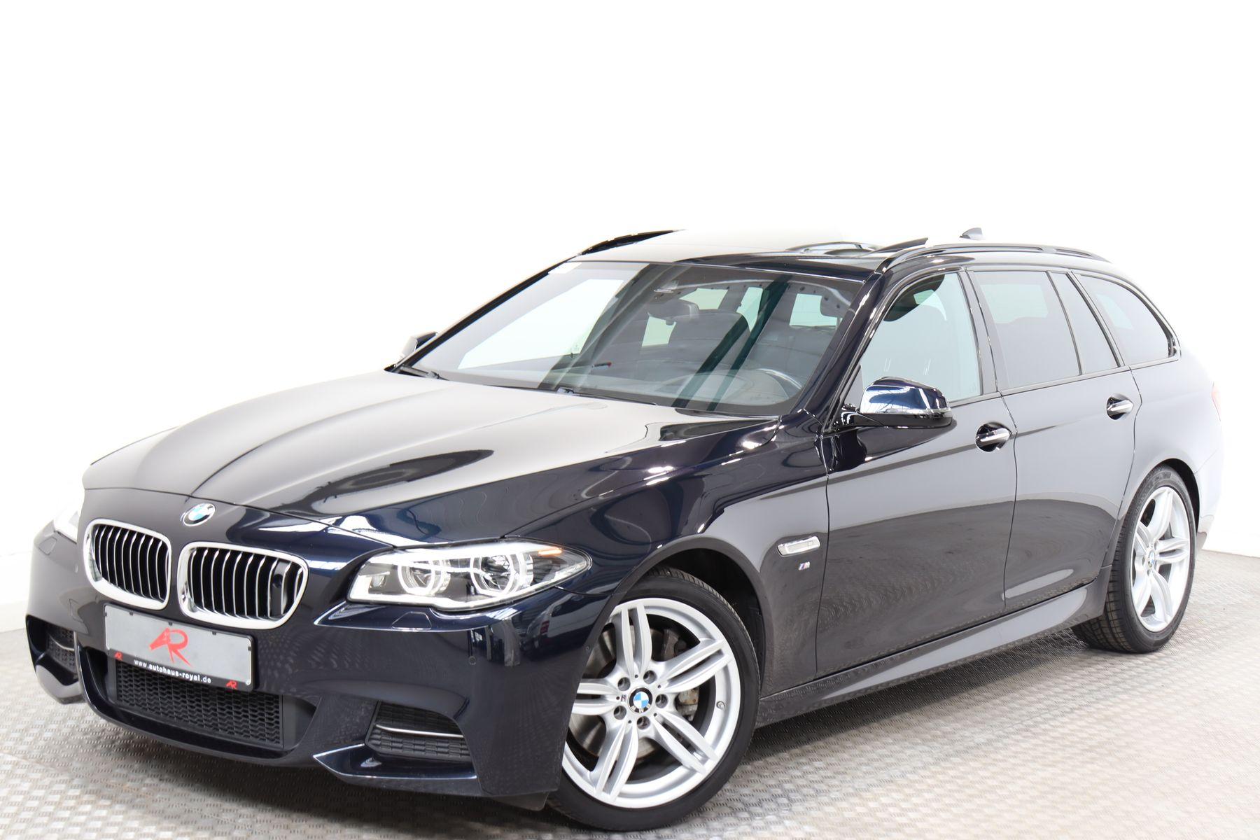 BMW 525 d T M SPORT NIGHTVISION,360GRAD,STANDHZ,LED, Jahr 2017, Diesel