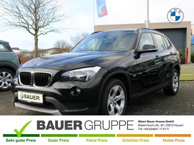BMW X1 sDrive16d LED-hinten Multif.Lenkrad RDC Klimaautom SHZ Temp PDC CD AUX USB MP3 ESP MAL, Jahr 2013, Diesel