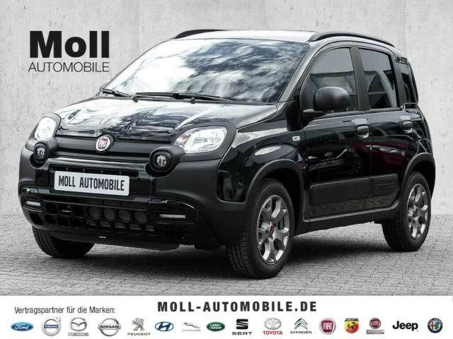 Fiat Panda City Cross - DAB, PDC hinten, Sitzheizung, Jahr 2019, Benzin