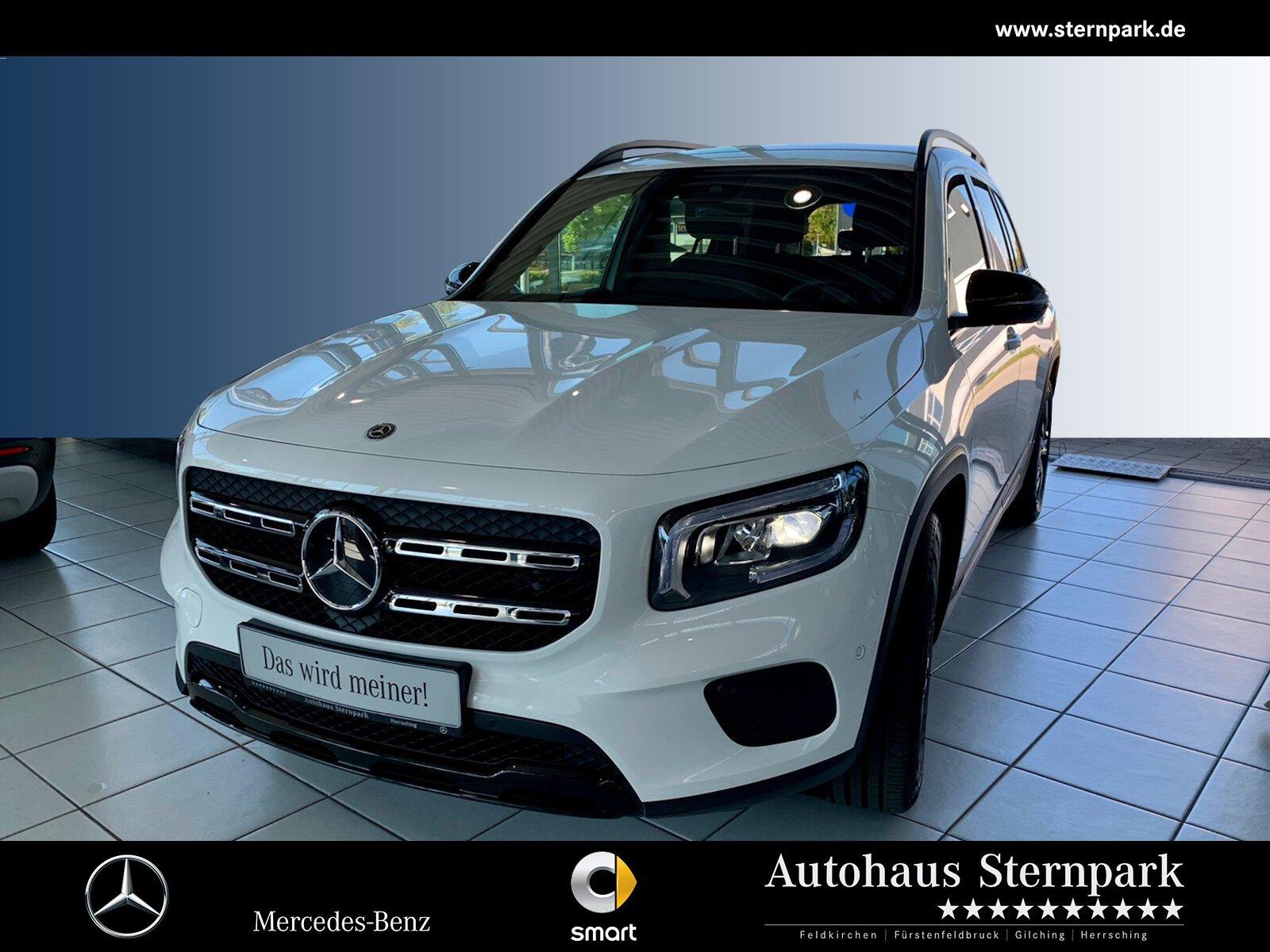 Mercedes-Benz GLB 250 4M Progressive +MBUX Navi+Kamera+Night+, Jahr 2019, Benzin