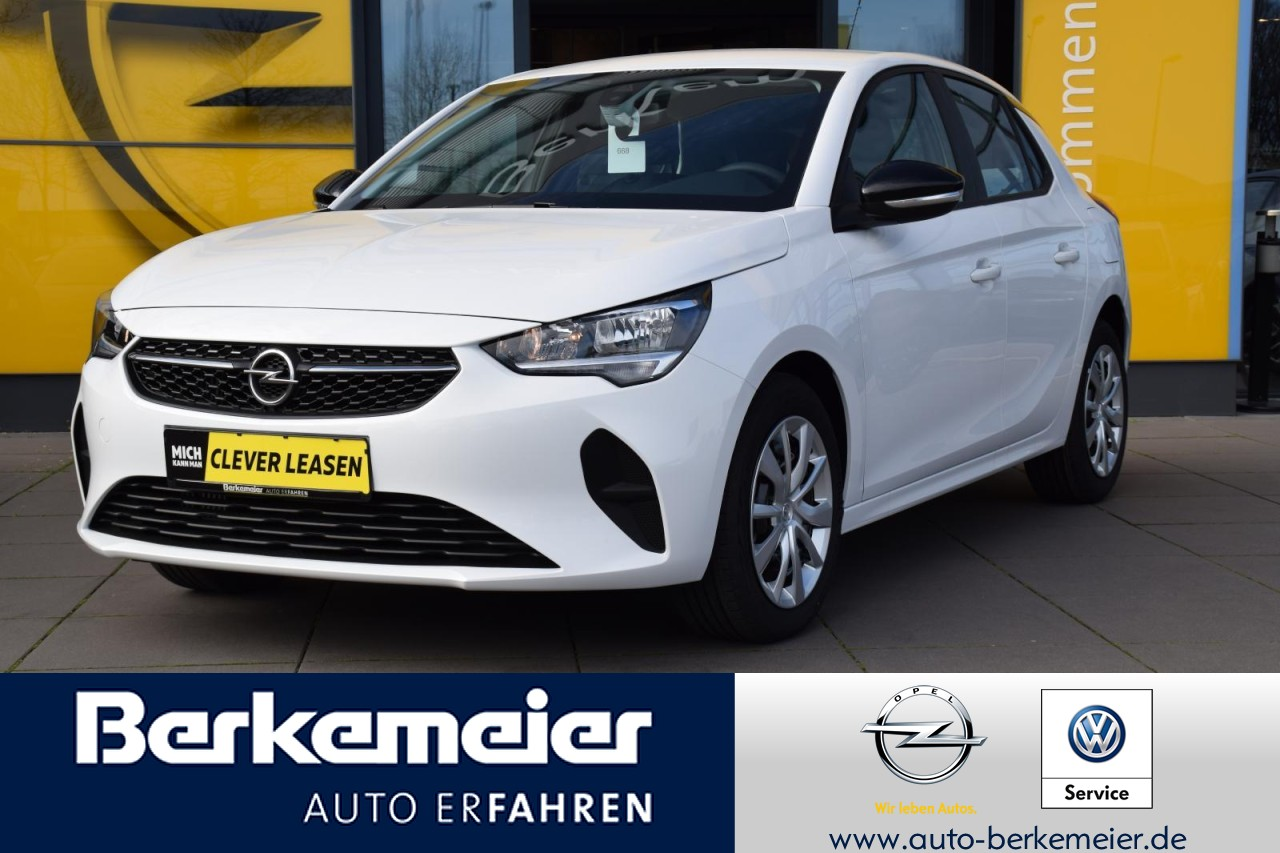 Opel Corsa F 1.5 D Edition Spurassi/Parkpilot/Tempomat, Jahr 2020, Diesel