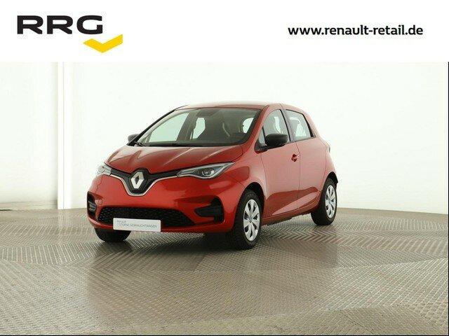 Renault Zoe Life Z.E. 50 R 110 Batteriemiete 0,99 Finanz, Jahr 2020, Elektro