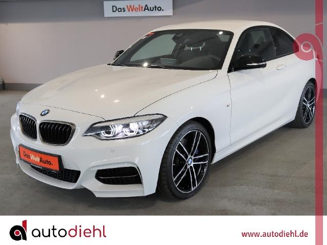 BMW M240i Coupe*Navigations-Paket*LED*RearView*, Jahr 2020, Benzin
