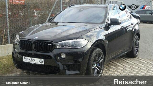 BMW X6 M A LED Scheinwerfer,DAB-Tuner,Leder,Autom,Dr, Jahr 2017, Benzin