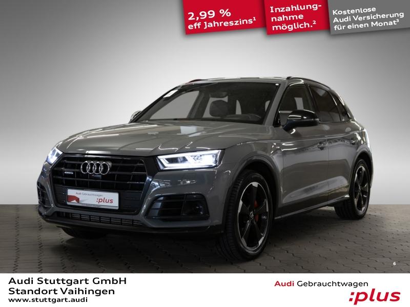 Audi Q5 sport 3.0TDI quattro S line Black LED AIR AHK, Jahr 2017, Diesel