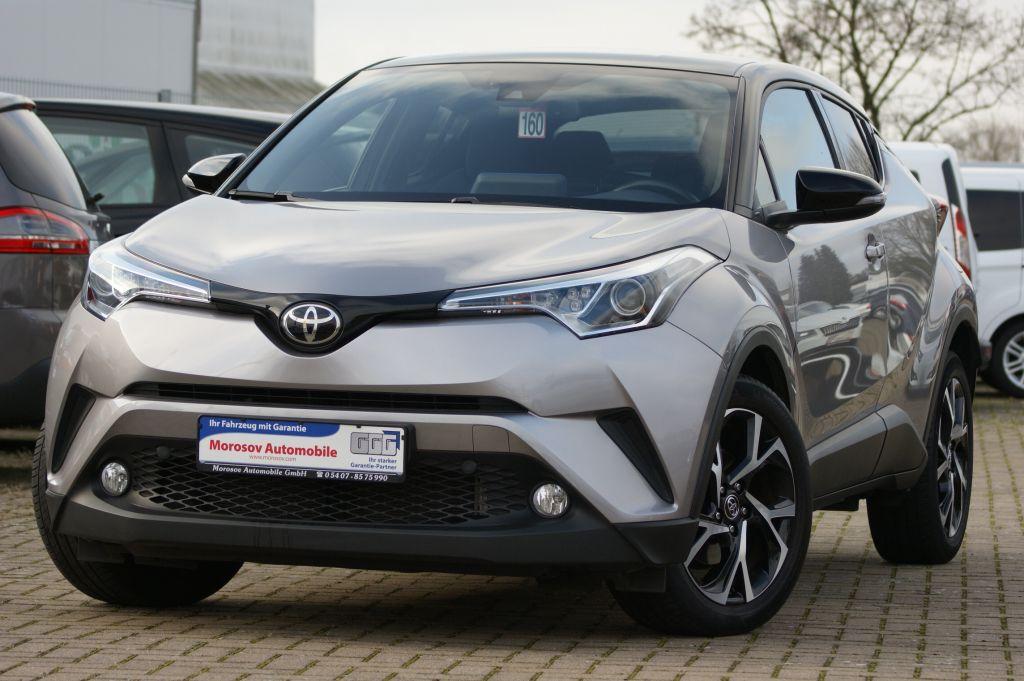 Toyota C-HR 1.2 Turbo, Jahr 2017, Benzin