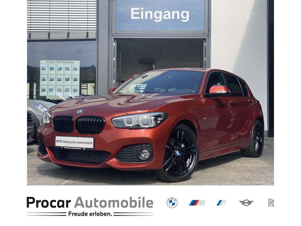 BMW 118i Navi LED HiFi M Sport 18 LM Tempomat PDC, Jahr 2018, Benzin