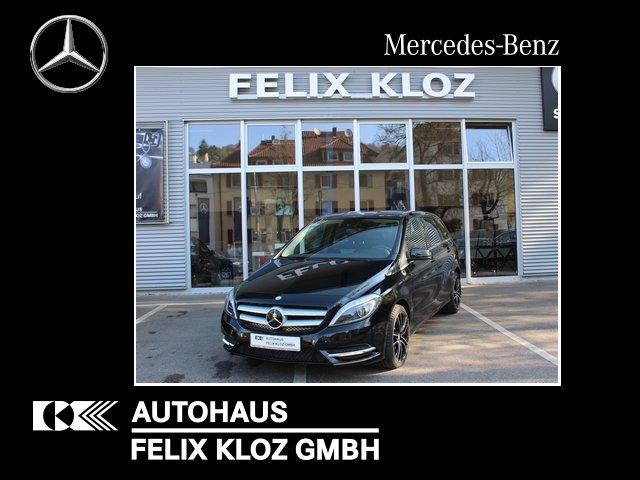 Mercedes-Benz B 250 Automatik elektr.Spiegel Navi ParkSensoren, Jahr 2013, Benzin