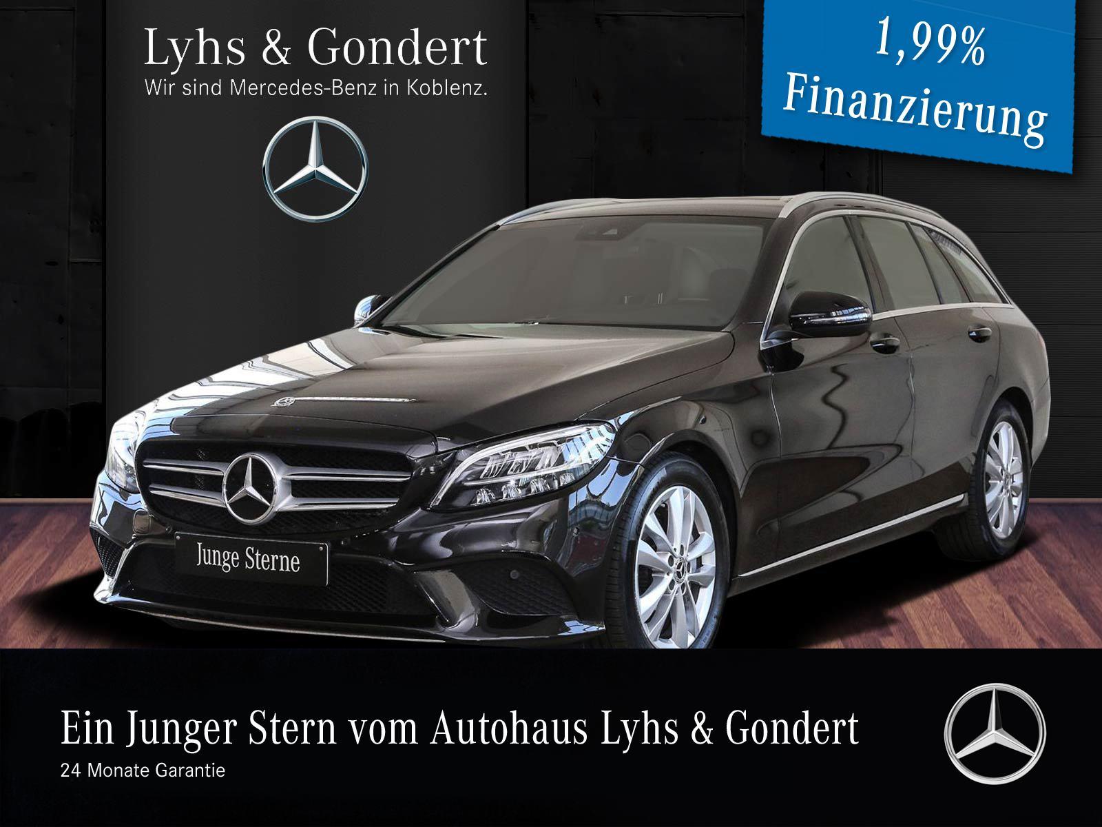 Mercedes-Benz C 300 d T-Modell Avantgarde Comand LED Kamera, Jahr 2019, Diesel
