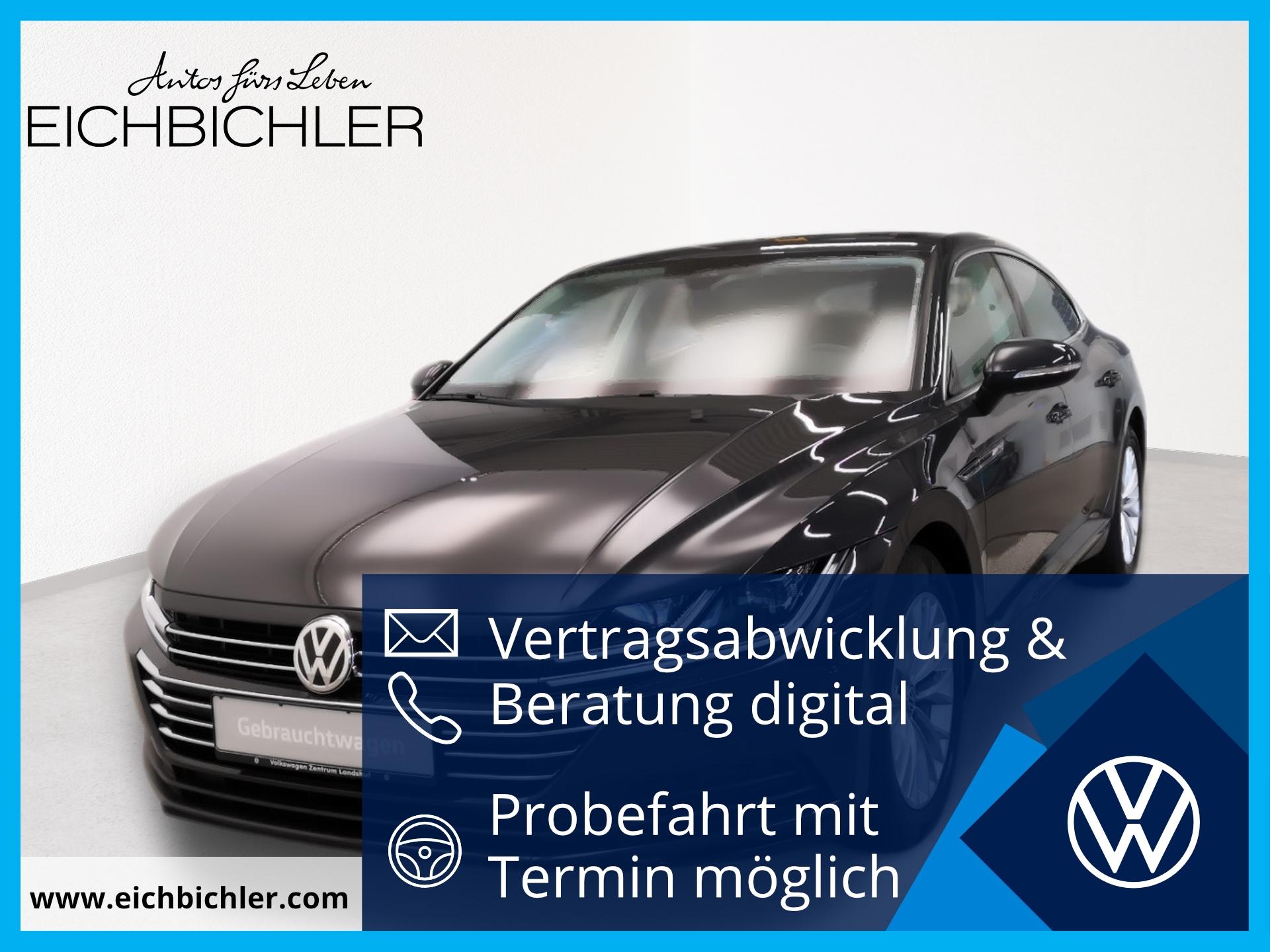 Volkswagen Arteon 2.0 TDI LED+Bremsass+Spurh.+Lichtass, Jahr 2019, Diesel