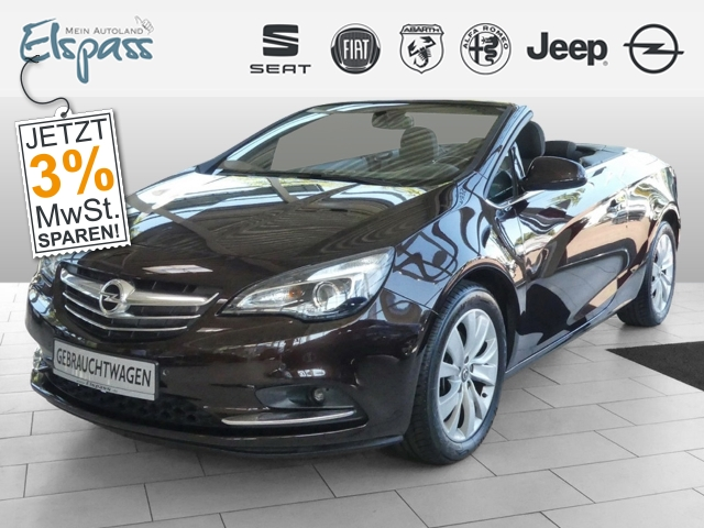 Opel Cascada Edition ecoFlex 1.4 E-VERDECK SHZ PDCv+h, Jahr 2015, Benzin