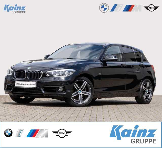 BMW 120d Sport Line Harman Kardon/ Rückfahrkamera/ Navi/ adaptive LED/ Komfortzugang/ Tempomat, Jahr 2017, Diesel