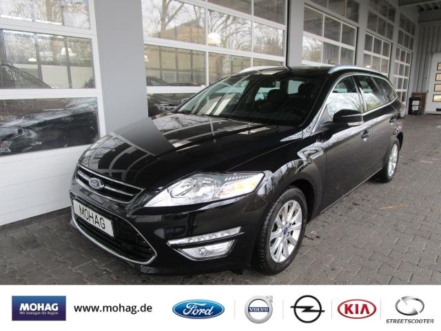 Ford Mondeo Titanium - Bluetooth,Einparkhilfe,AHK, Jahr 2013, Benzin
