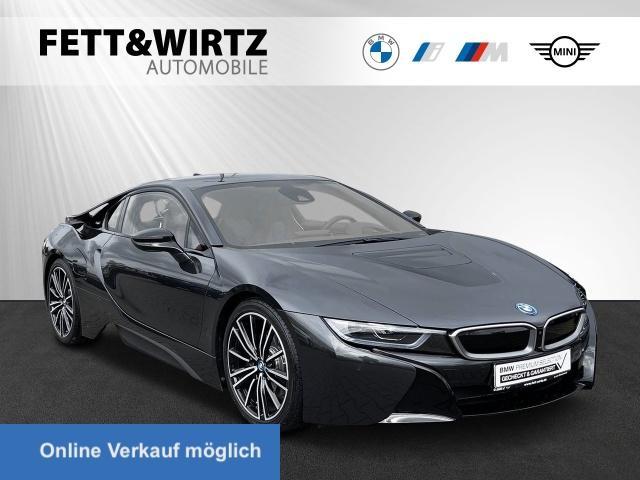 BMW i8 Coupe HUD Laser H/K DA SHZ NaviProf., Jahr 2020, Hybrid