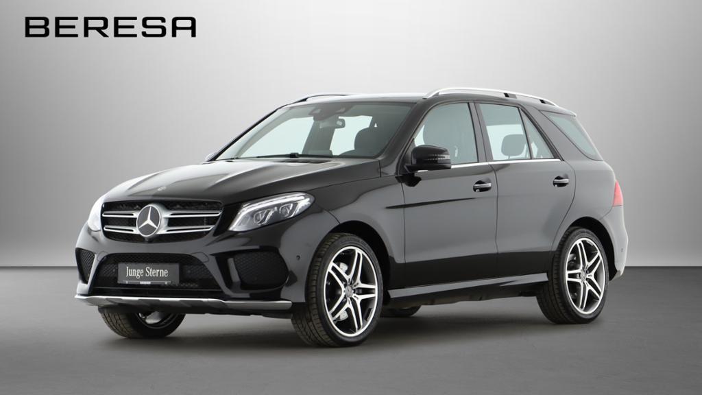 Mercedes-Benz GLE 500 4M AMG Distronic *AHK* Carbon 360°, Jahr 2017, Benzin