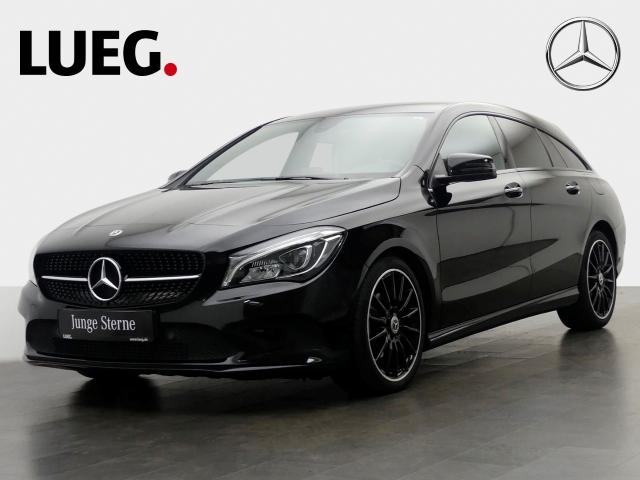 Mercedes-Benz CLA 220 Shooting Brake d Urban Navi LED KeylessGo, Jahr 2018, Diesel