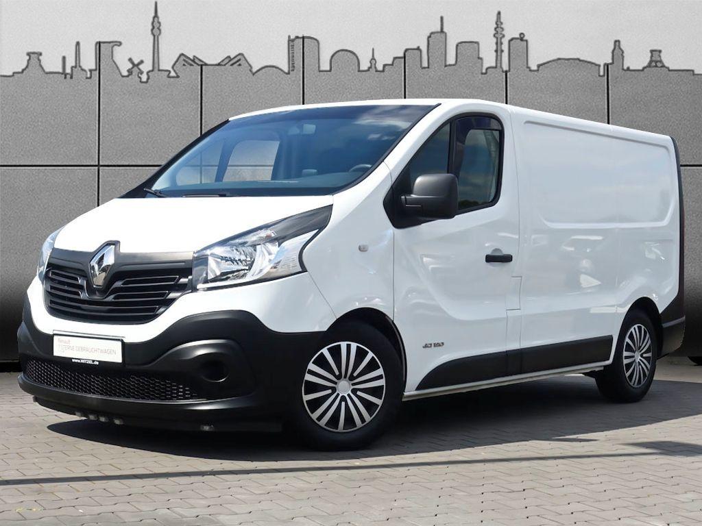 Renault Trafic 1.6 dCi 120 L1H1 KLIMA BT AHK, Jahr 2015, Diesel