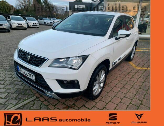 Seat Ateca Style 1.4TSI -Bluetooth/Radio-(GF-LL800), Jahr 2016, petrol