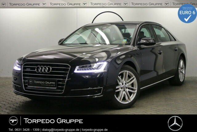 Audi A8 3.0 TDI quattro +uvm, Jahr 2015, Diesel
