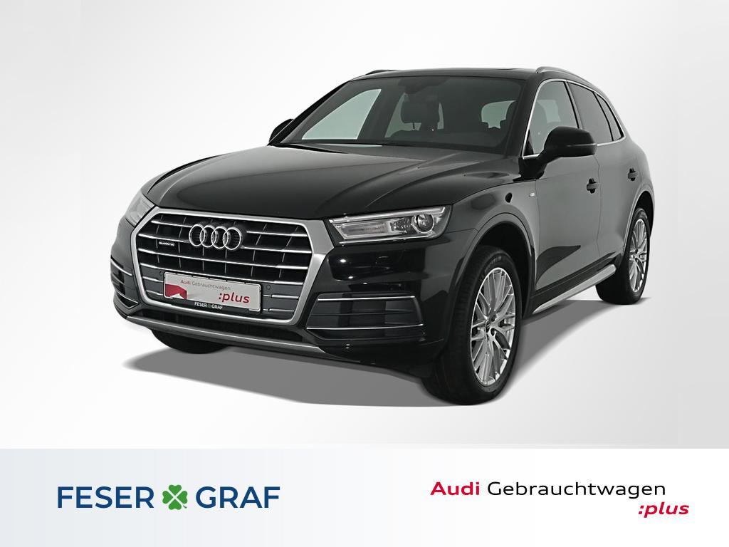 Audi Q5 2.0 TDI qu.S tronic S Line Navi,Leder,Pano,20, Jahr 2017, Diesel