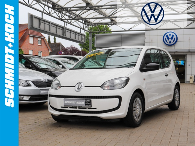 Volkswagen up! 1.0 Take up! elt. FH Sportfahrw. Color, Jahr 2012, Benzin