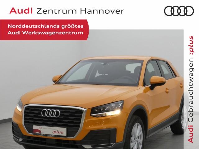 Audi Q2 1.6 TDI 6-Gang, Jahr 2019, Diesel