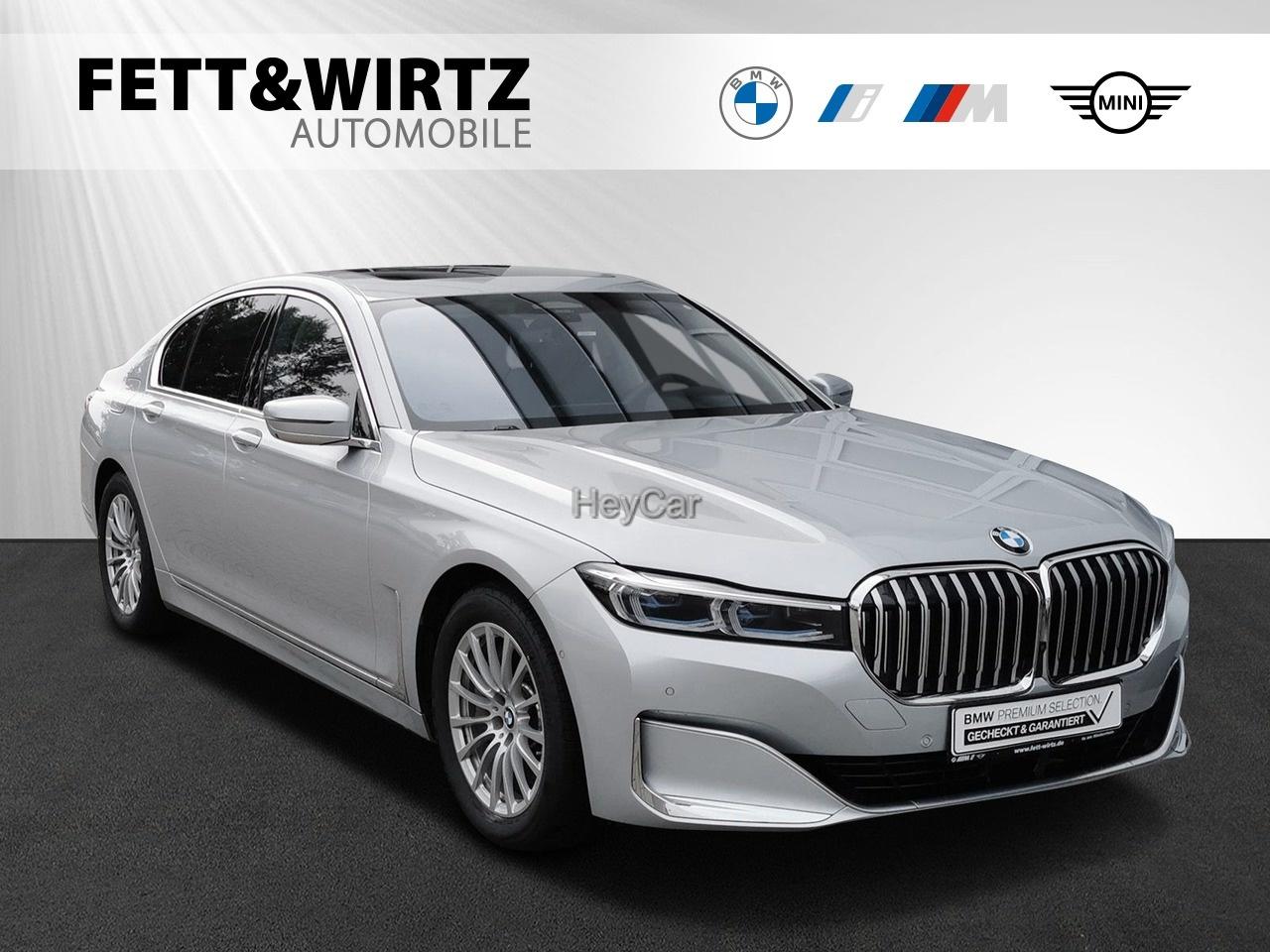 BMW 745e DA-Prof Komfort+Lüft TV Massage GSD Laser, Jahr 2020, Hybrid