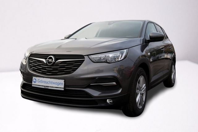 Opel Grandland X Edition 1.2 Benzin, Jahr 2018, Benzin