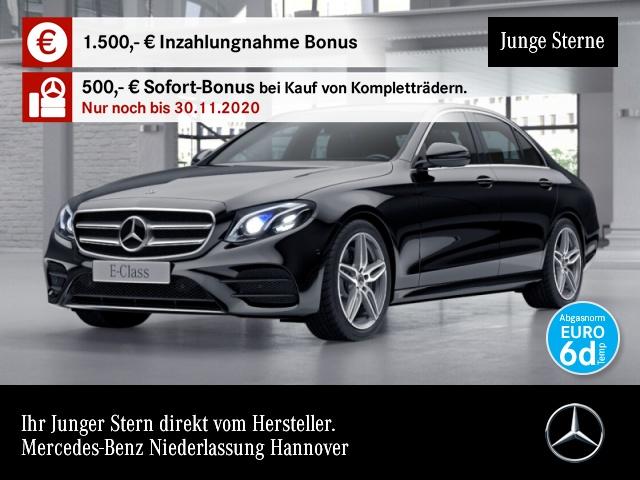 Mercedes-Benz E 200 d AMG Fahrass Multibeam Distr. COMAND AHK 9G, Jahr 2019, Diesel